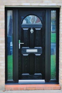 25+ Best Ideas about Black Composite Door on Pinterest ...
