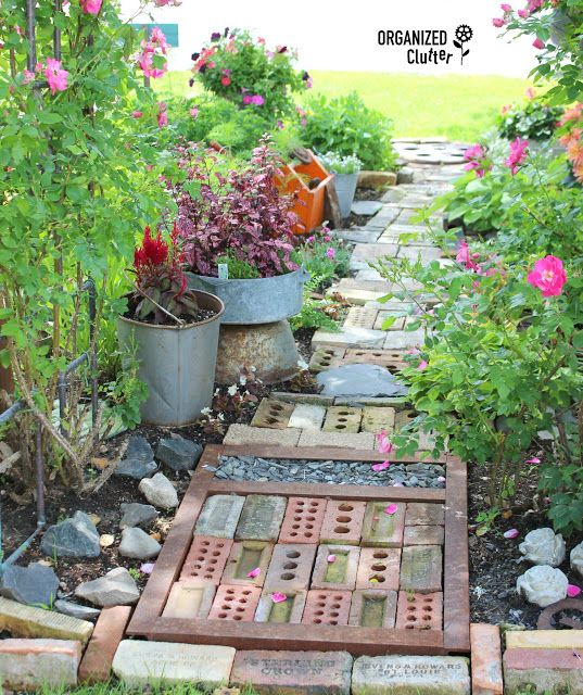 Best 25 Garden Junk Ideas On Pinterest The Cabe Rustic