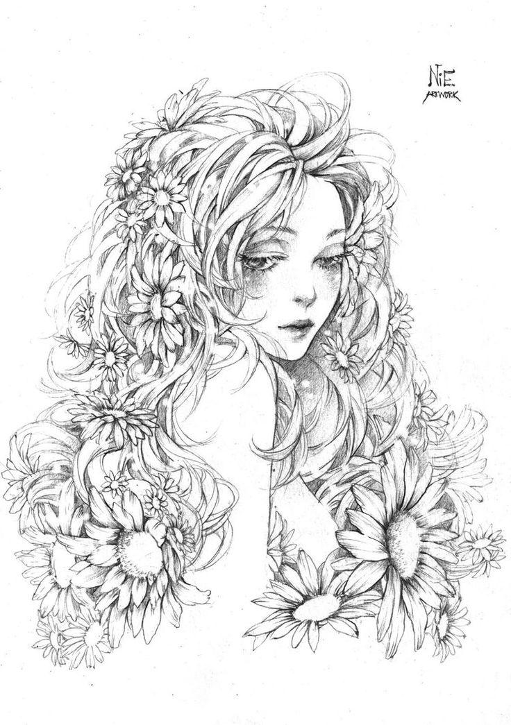 277 best images about Cristina alonso en andere schetsen