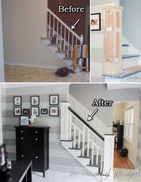 25+ Best Ideas about Stair Banister on Pinterest ...