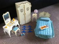Vintage Pedigree Sindy 1970/80's Bedroom Furniture And ...