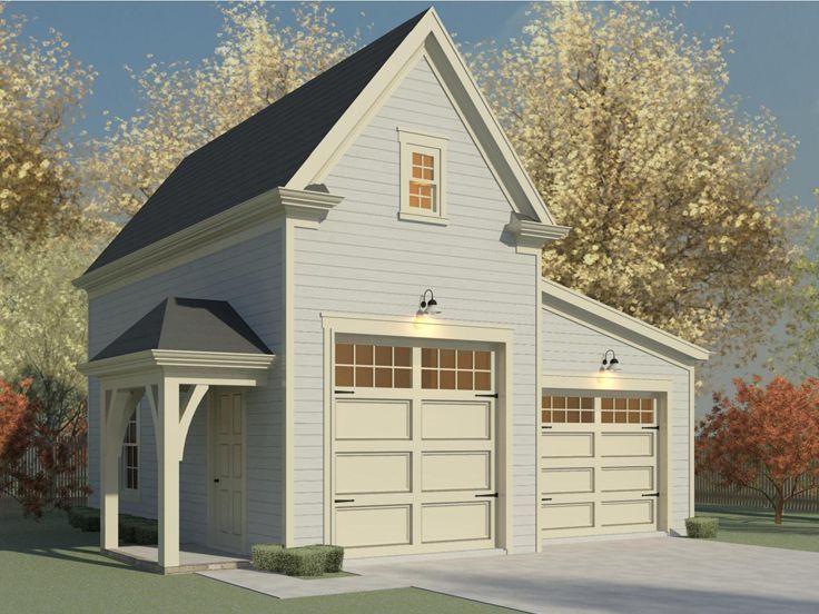 RV Garage Plan 006G0159  Pole barns mancaves and sheds