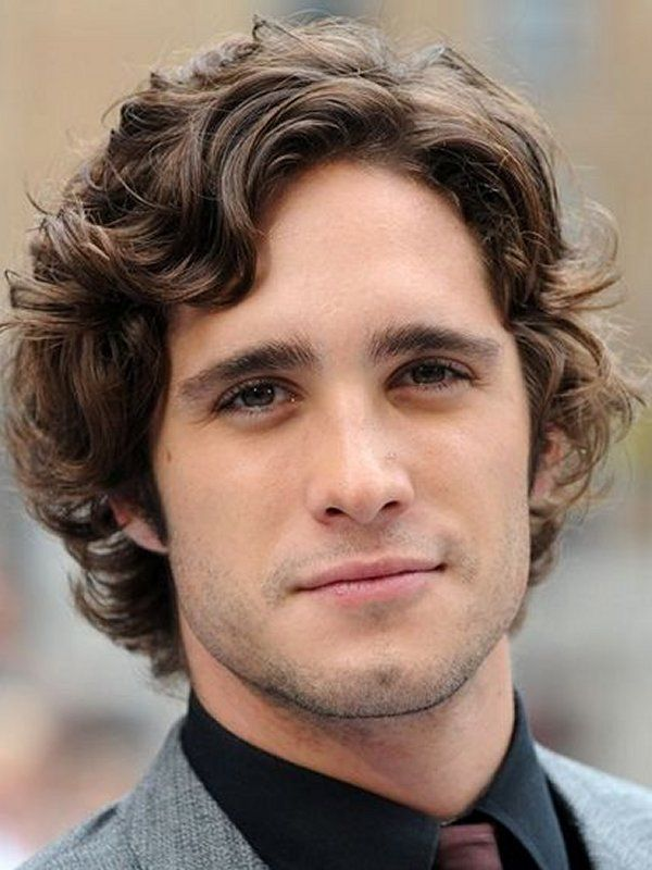 27 Best Images About Men's Hairstyles On Pinterest Medium Wavy