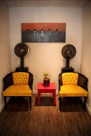 ideas vintage salon