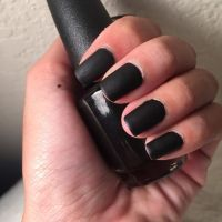 1000+ ideas about Matte Black Nails on Pinterest | Black ...