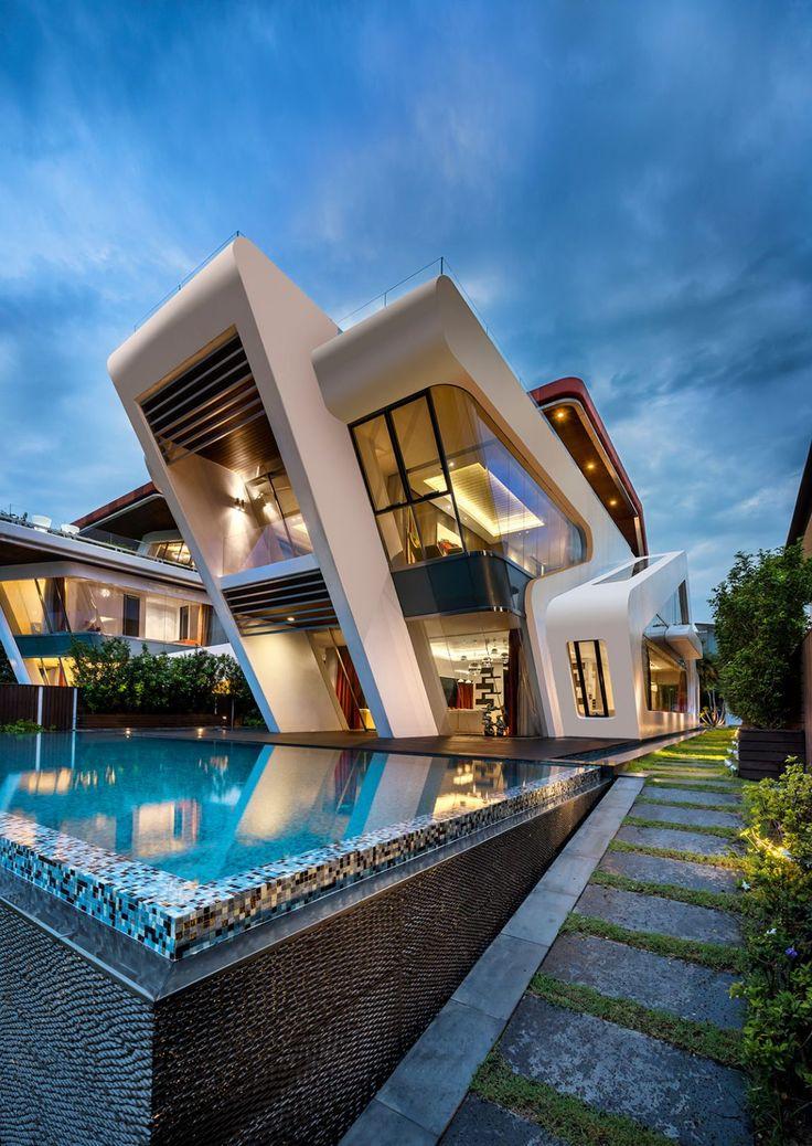 Best 20 Modern houses ideas on Pinterest  Modern homes