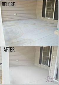 25+ best ideas about Concrete patio stain on Pinterest