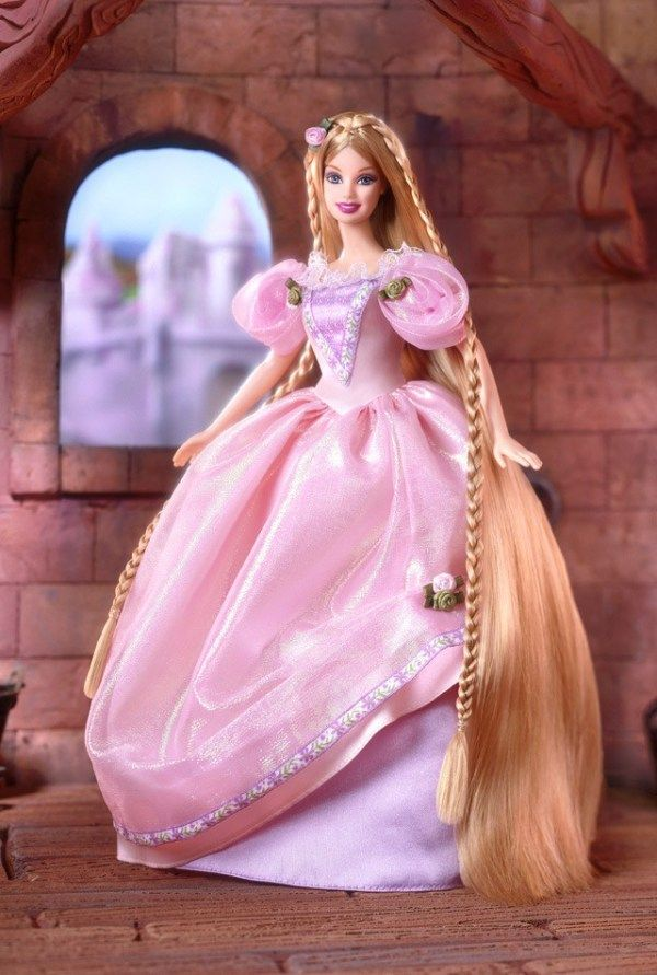 Best 25+ Rapunzel Barbie Ideas On Pinterest