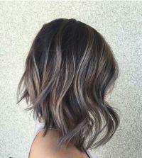 Best 25+ Dark hair with highlights ideas on Pinterest