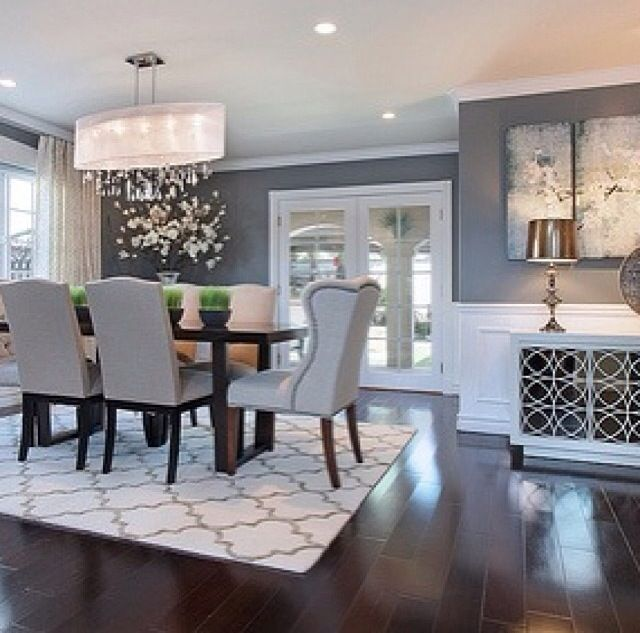 25 best ideas about Dining room colors on Pinterest