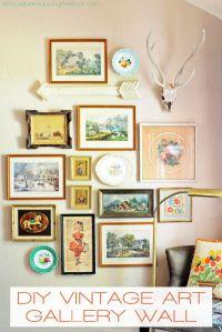 25+ Best Ideas about Vintage Art on Pinterest | Vintage ...