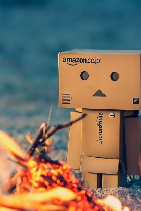 Cute Amazon Box Robot Wallpaper 25 Best Ideas About Danbo On Pinterest Amazon Box Imej