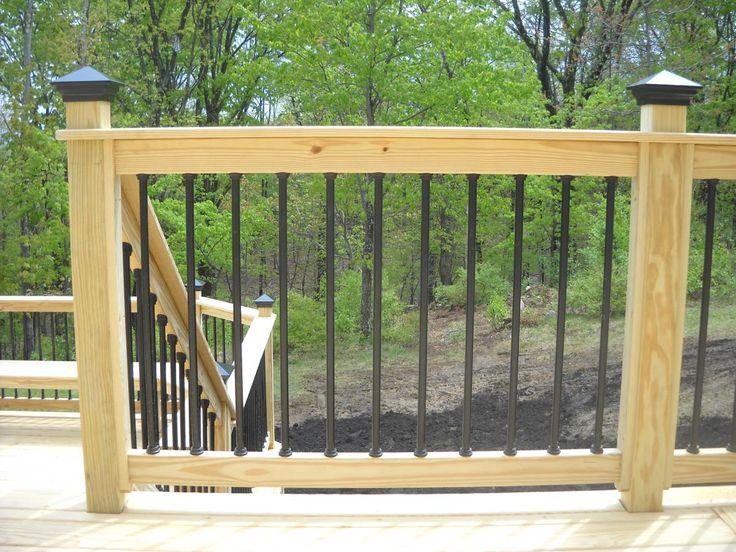 Metal Porch Spindles