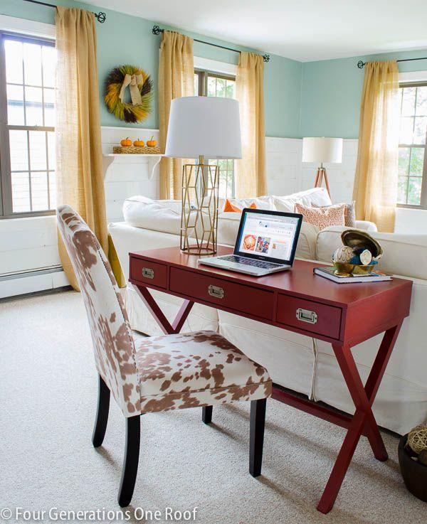 Best 25 Living room desk ideas on Pinterest