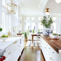 25+ best ideas about Traditional White Kitchens on ...