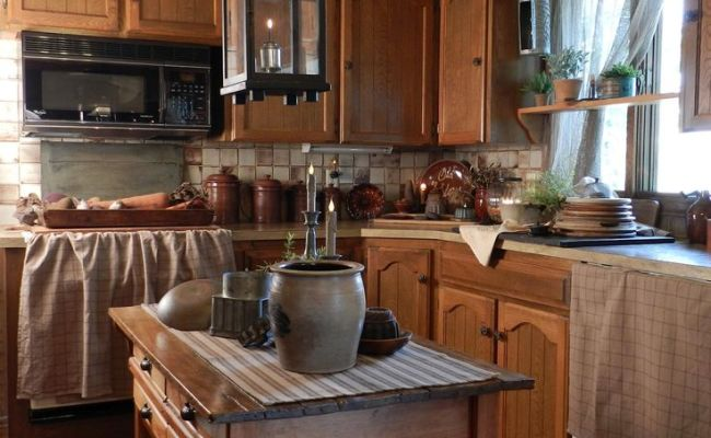 17 Best Images About Prim Colonial Kitchens And