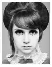 60s style makeup and hair - mugeek