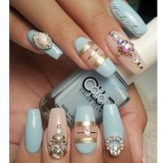 bling nail art ideas