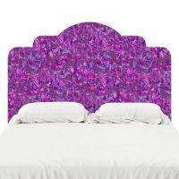 17 Best ideas about Purple Headboard on Pinterest   Tufted ...