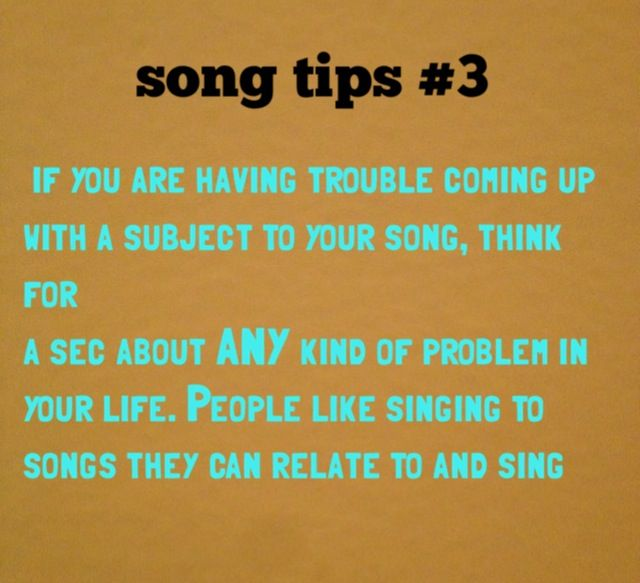 Tips on how to write great songs sample resume for freshers in sales