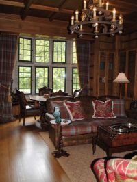 Living Room Ralph Lauren Design,...Love that Ralph used ...