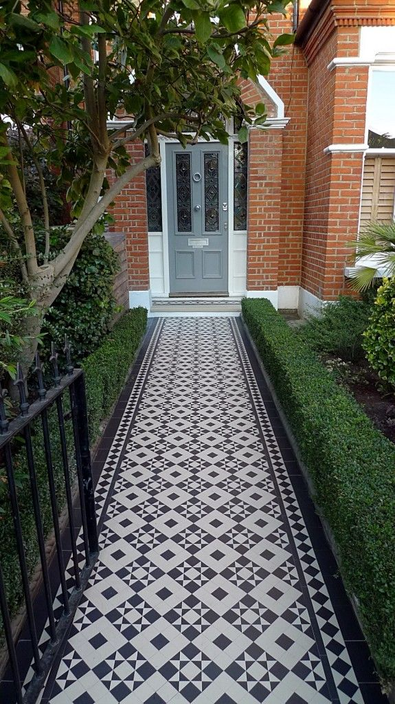 25 Best Ideas About Victorian Front Garden On Pinterest