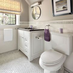 Lowes Chair Rail Tile Desk Chairs Singapore Best 25+ Subway Bathrooms Ideas Only On Pinterest | Tiled Bathrooms, White ...