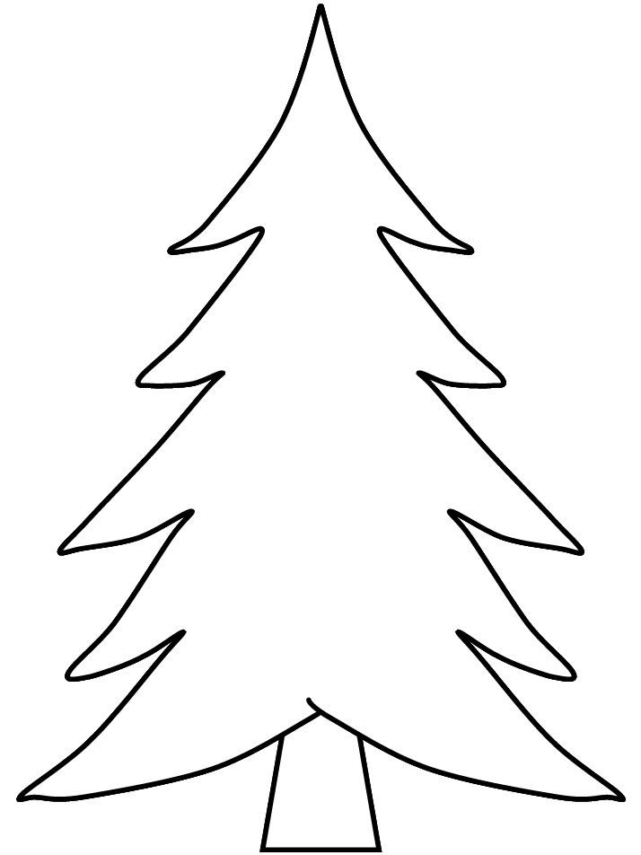 25+ best ideas about Christmas tree stencil on Pinterest