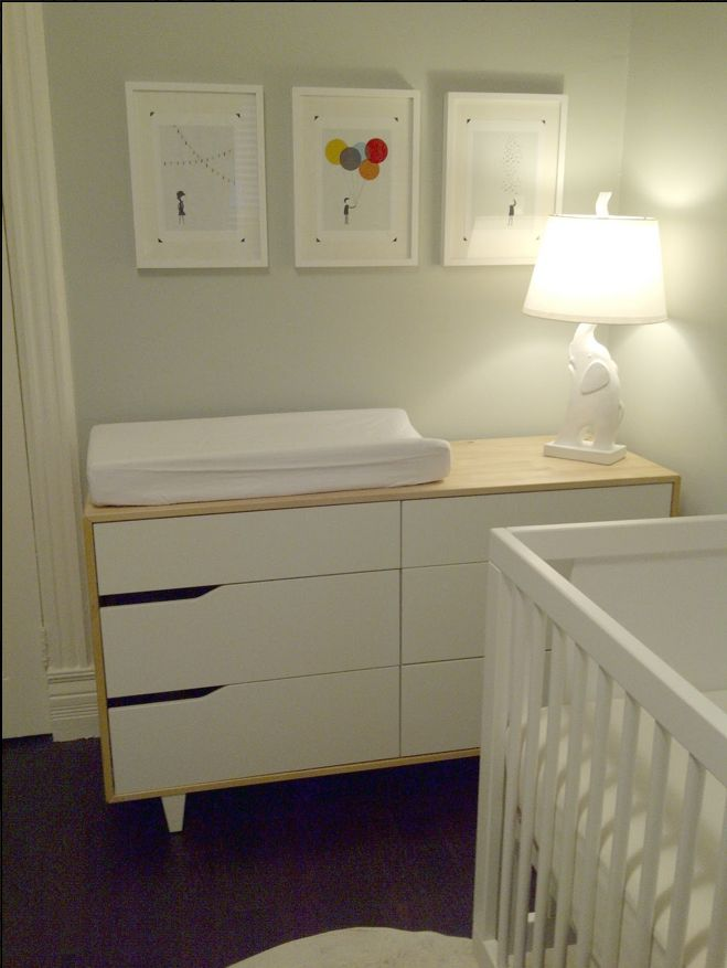 IKEA Mandal Dresserchanging table  Babies  Pinterest  Artworks Bebe and Pictures