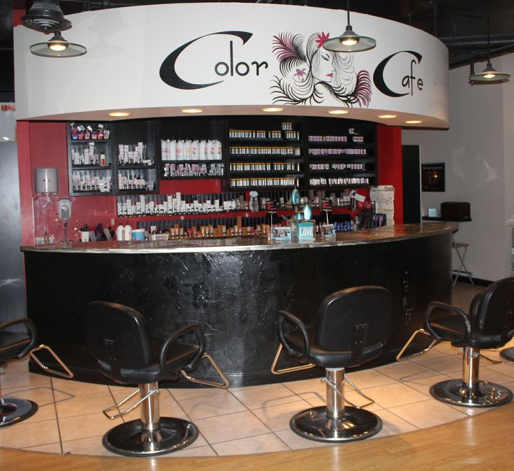 Leonardtown location color bar  Our Salon  Pinterest