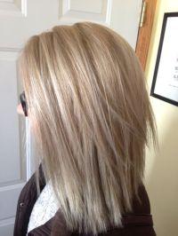 Beautiful Ash Blonde Color Correction. Bleach foils ...