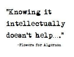 25+ best ideas about Flowers For Algernon on Pinterest