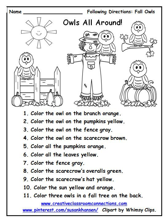25+ best Kindergarten English Worksheets ideas on