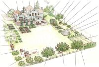 Family Backyard Landscaping Plan