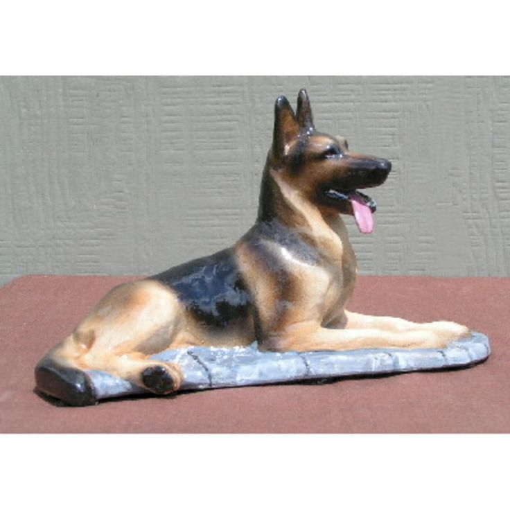 22 Best Images About German Shepherd Statues Statuary On