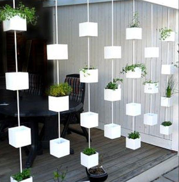 25 Best Ideas About Hanging Herbs On Pinterest Herb Garden