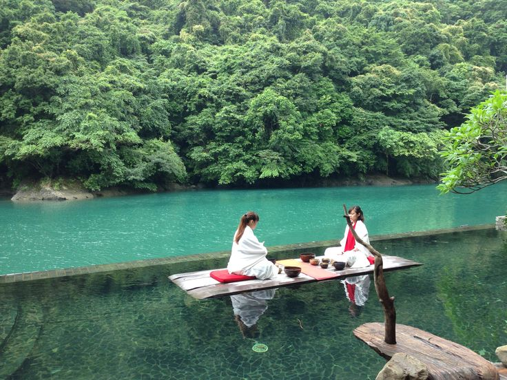 Taiwan: Wulai Hot Springs