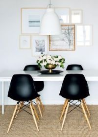 Best 10+ Black dining chairs ideas on Pinterest | Dining ...