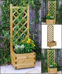 Fencing Planters Climbing Plants Balcony Decking Patio ...