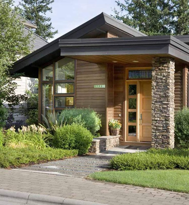 25 Best Ideas About Modern Small House Design On Pinterest