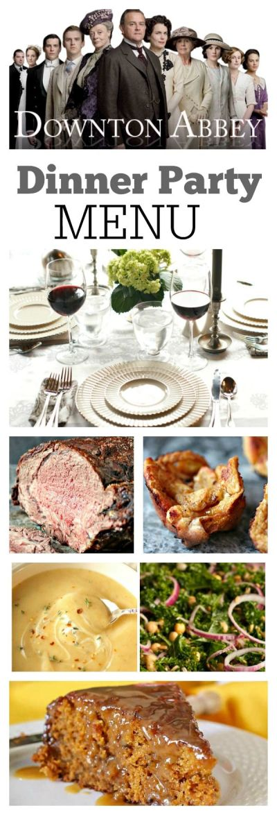 1000+ ideas about Themed Dinner Parties on Pinterest ...