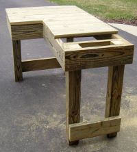 Shooting Bench Plans Wood - WoodWorking Projects & Plans