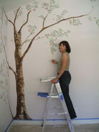 25 best images about Tree Wall Painting on Pinterest ...