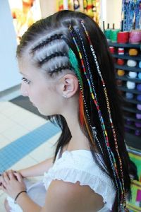 12 best images about my inspiration for hair wraps on ...