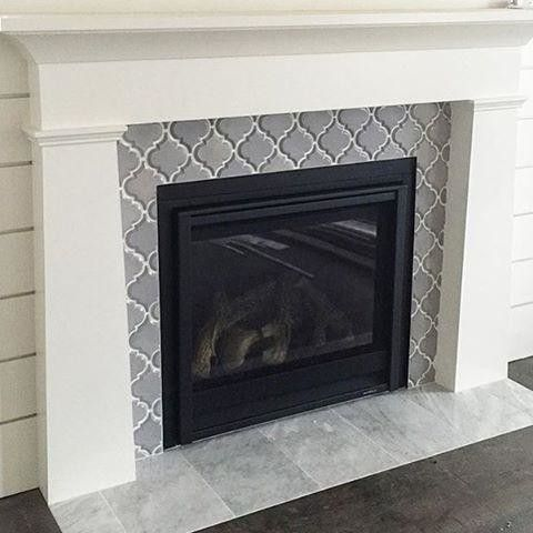 25 Best Ideas About Fireplace Tile Surround On Pinterest Tiled