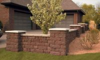 Anchor 18 Highland Stone Freestanding Wall ...