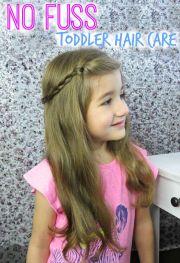fuss easy toddler hair care