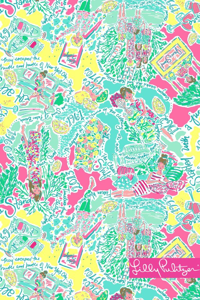 Lilly Pulitzer Fall Wallpaper 152 Best Images About Patterns We Love Lilly Pulitzer