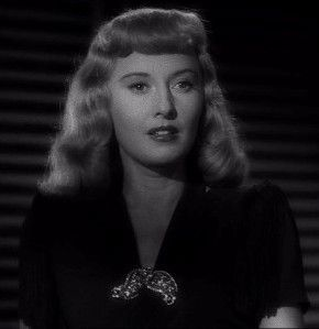 Barbara Stanwyck in DOUBLE INDEMNITY 1944, | MOVIE SCREEN GRABS ...