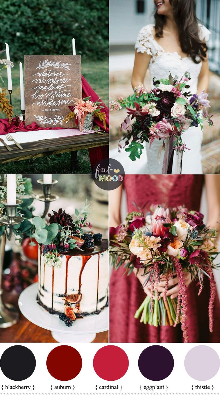 1000 ideas about October Wedding Colors on Pinterest